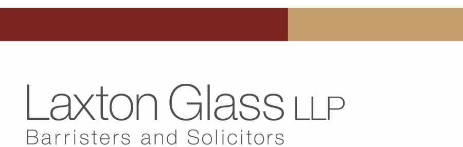 LAXTON GLASS LLP